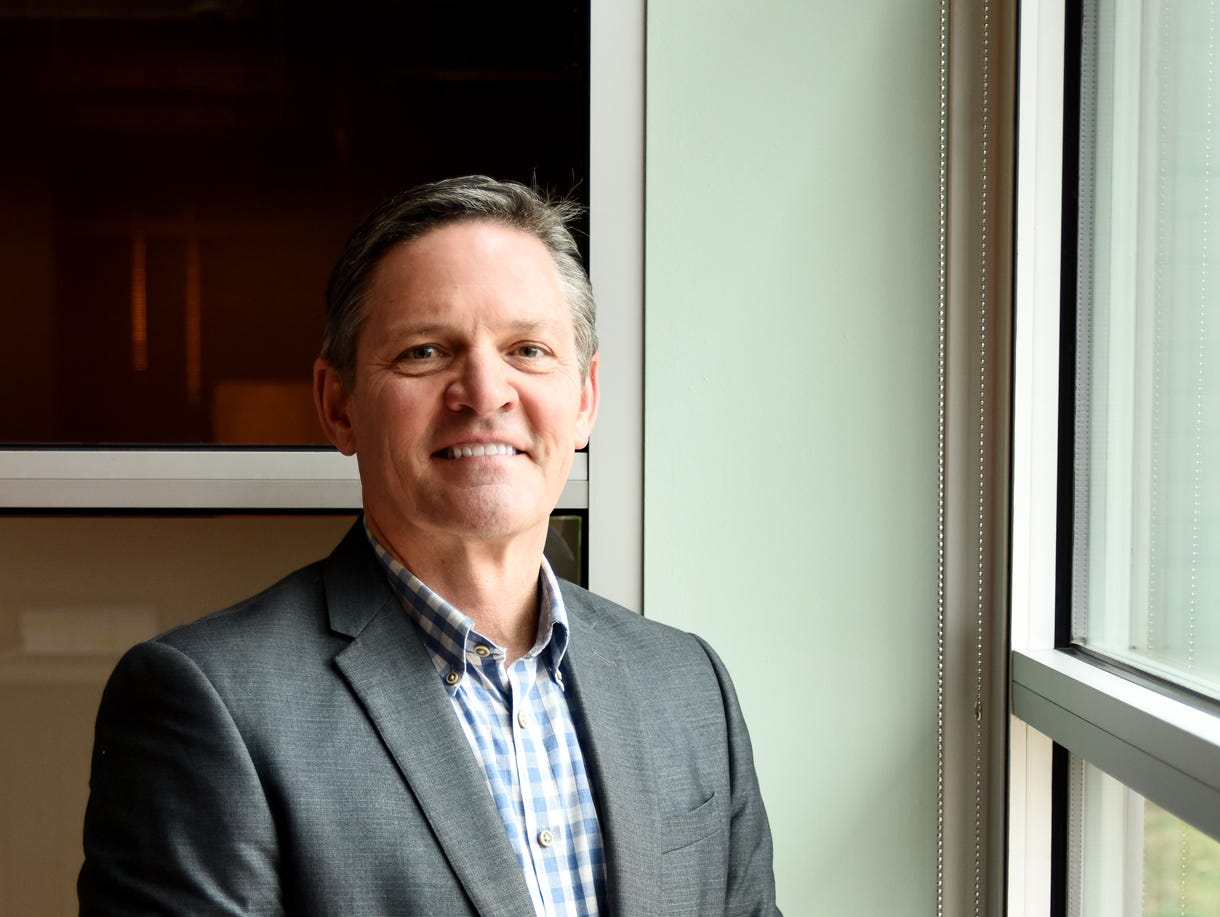 Tim Reed is an investor and a mentor to many of the entrepreneurs in Greenville.
