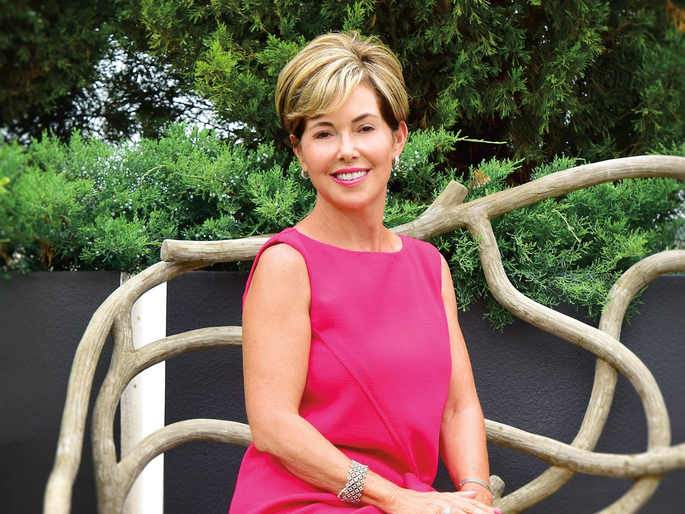 Velda Hughes, owner and CEO of Hughes Agency, was the 15 Minutes With feature for the July issue of TALK.
