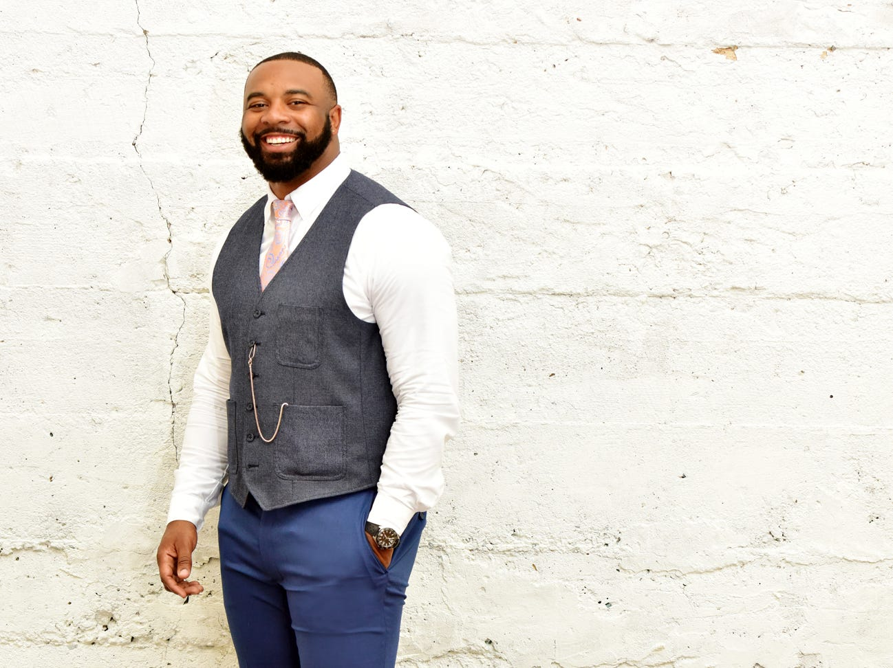 Tajh Boyd was name one of TALK  Greenville's 10 Most Fashionable.