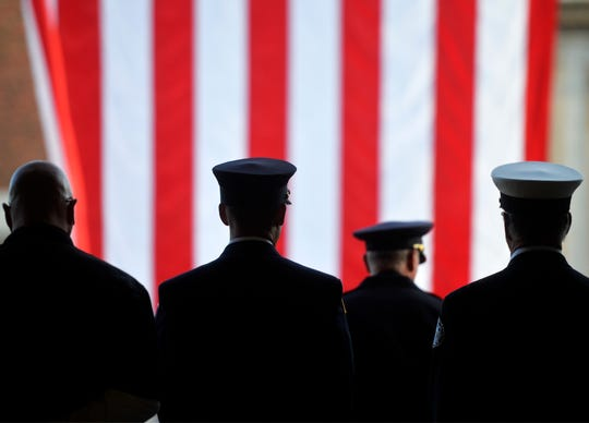 The 2019 remembrance ceremony for those lost on 9/11 will again be at Great Falls Fire Station No. 1 at 7:30 a.m.