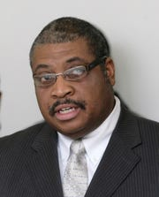 Rev. Charles Ellis in 2011.