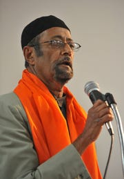 Dr. Shahid Athar in 2012.