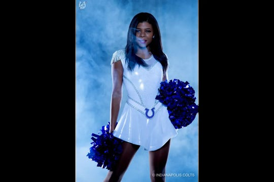 "The new uniforms are just a part of what the Colts are referring to as the ""Next Chapter"" for its cheerleaders."