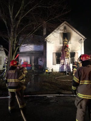 The Indiana Department of Homeland Security and Indiana State Fire Marshal responded to the scene of a deadly fire Perry County.