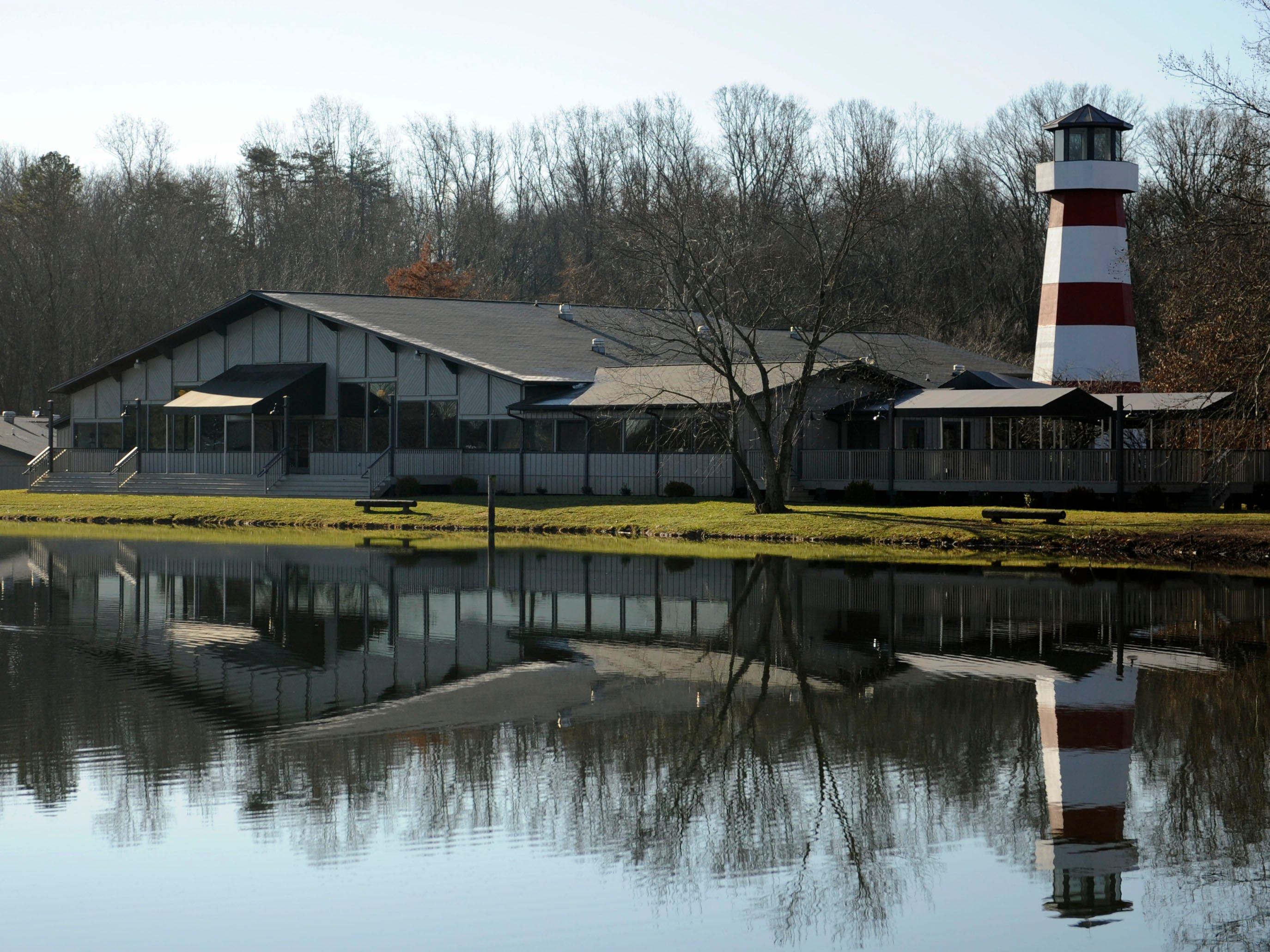 Lighthouse Knoxville, on Wednesday, Dec. 19, 2012. Formerly The Hungry Fisherman restaurant.