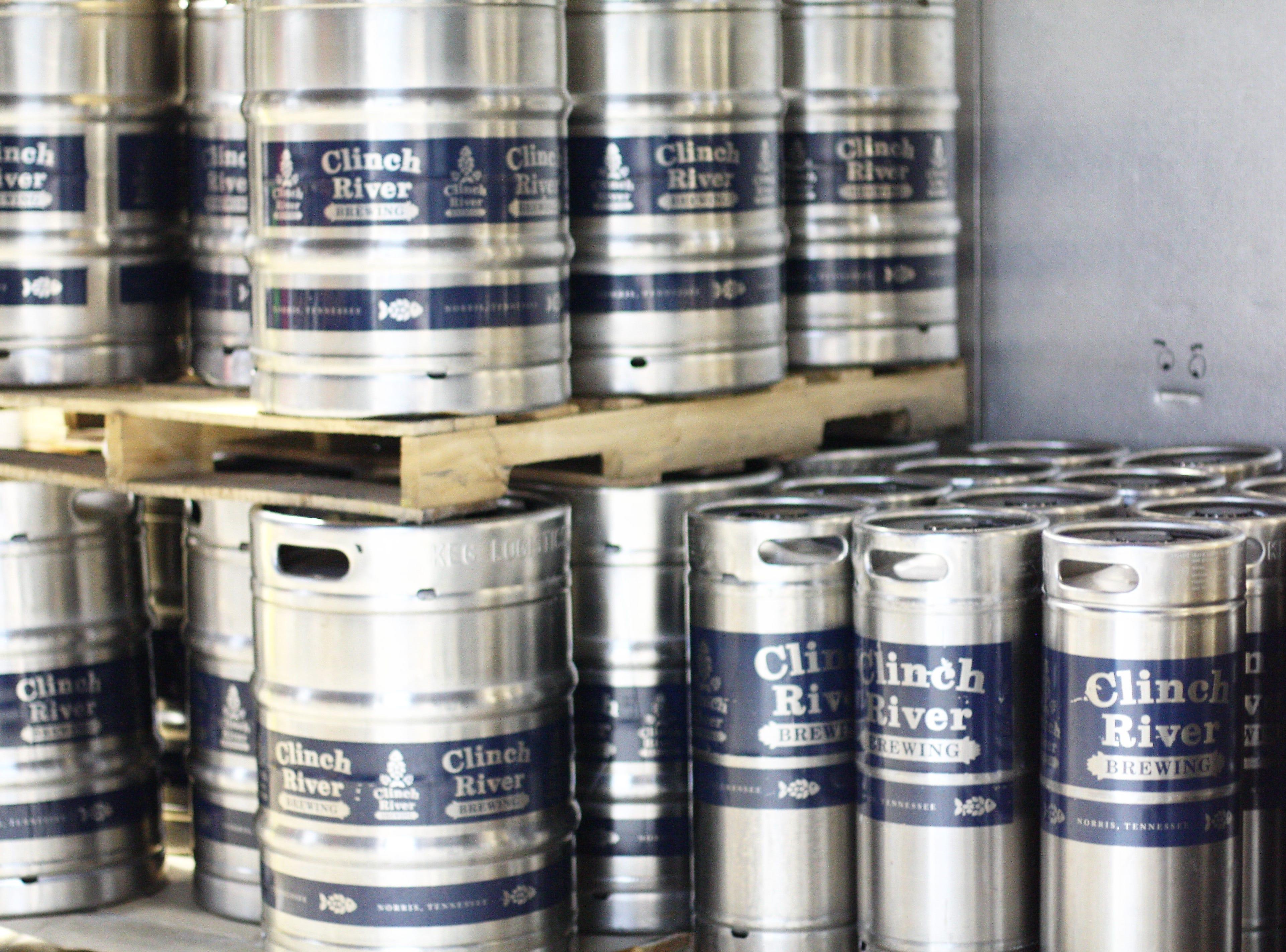 """""""We focus on making """"Sessionable"""" highly drinkable beers, said head brewer, Jordan Skeen."""