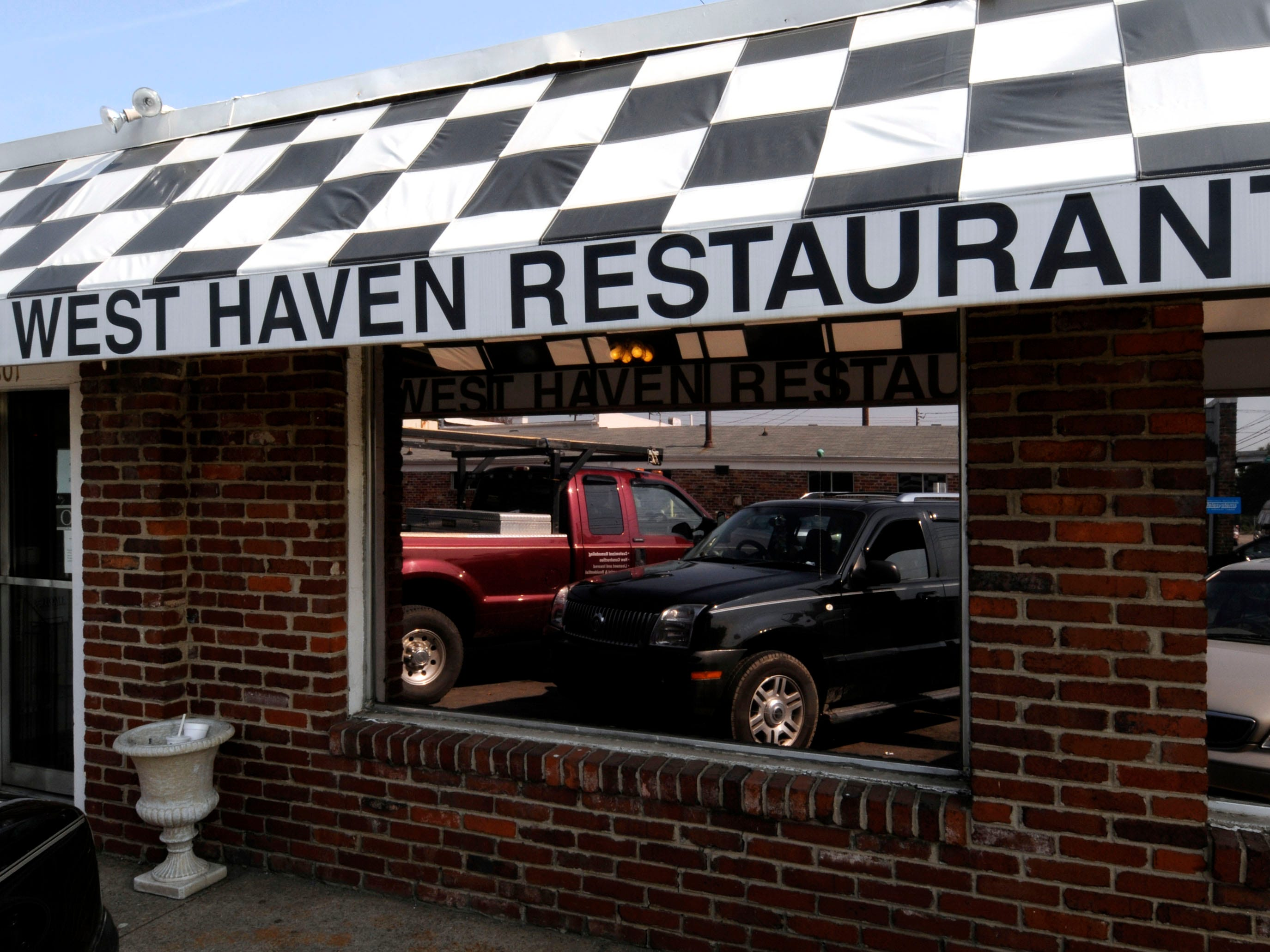 West Haven Restauran in 2008.