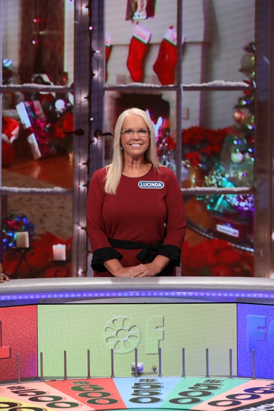 """Lucinda Tillett, a Knoxville accountant and tax preparer, won $69,000 on """"Wheel of Fortune."""""""