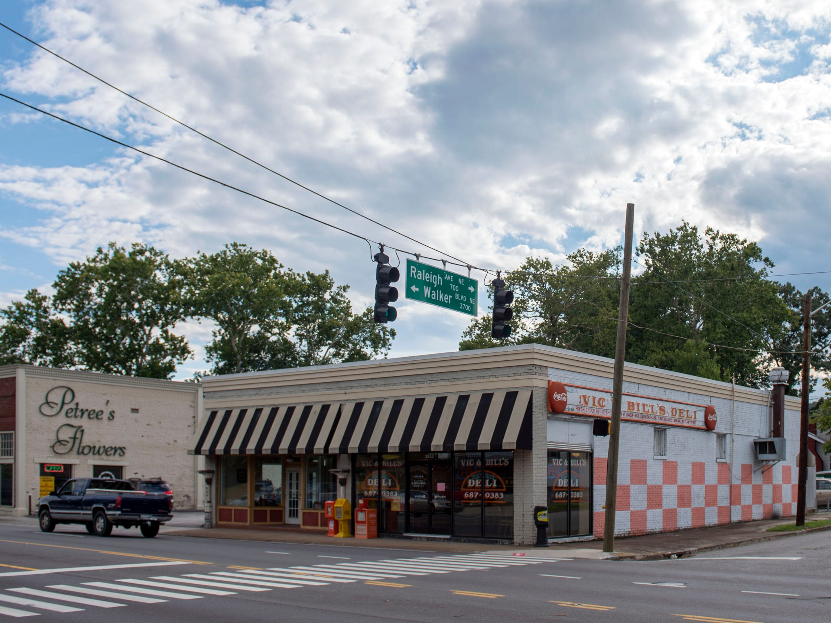 Vic & Bills Deli at Broadway has closed on Monday, July 28, 2014.