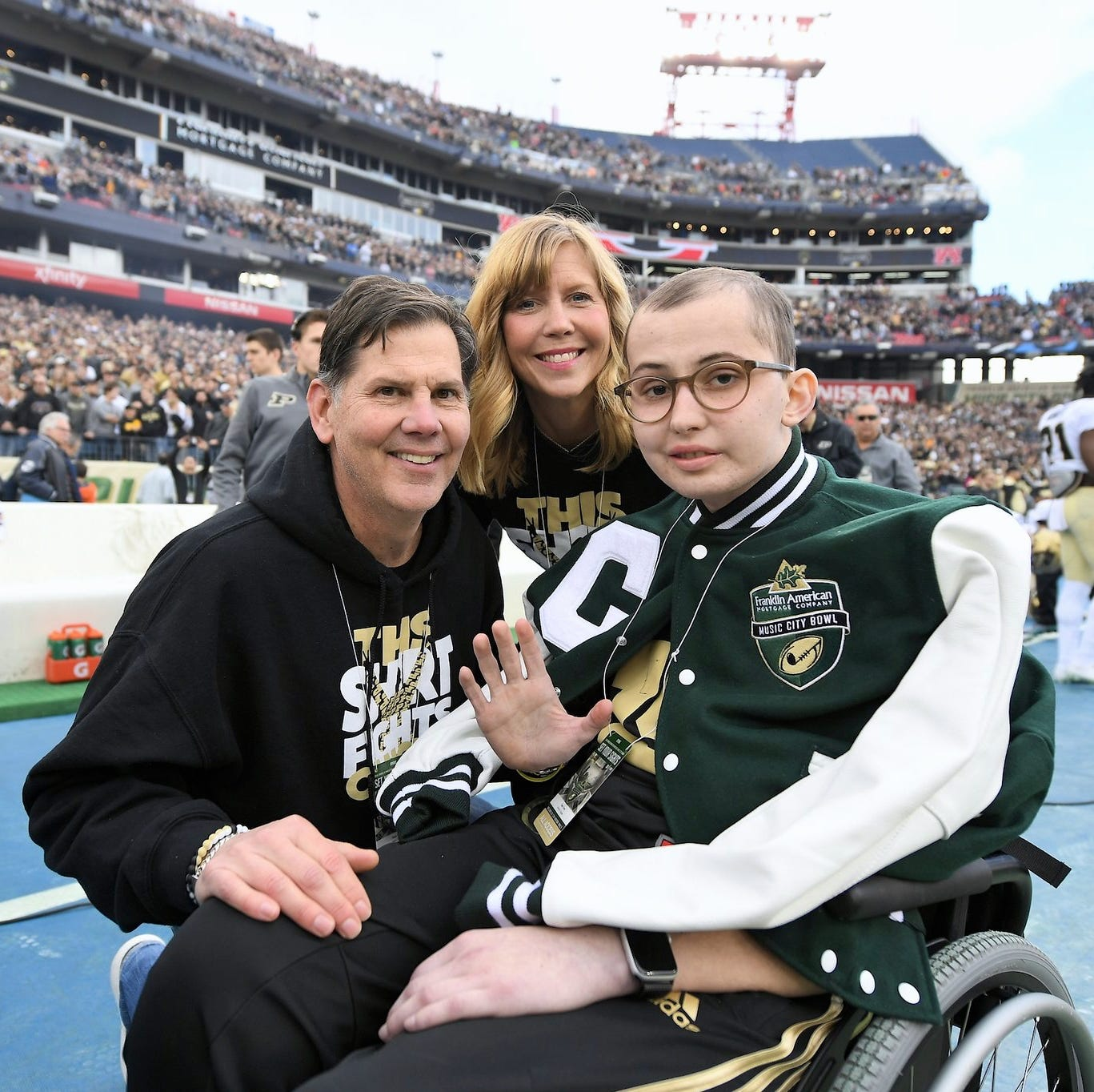 Tyler Trent: Music City Bowl honorary captain, Purdue super fan dies