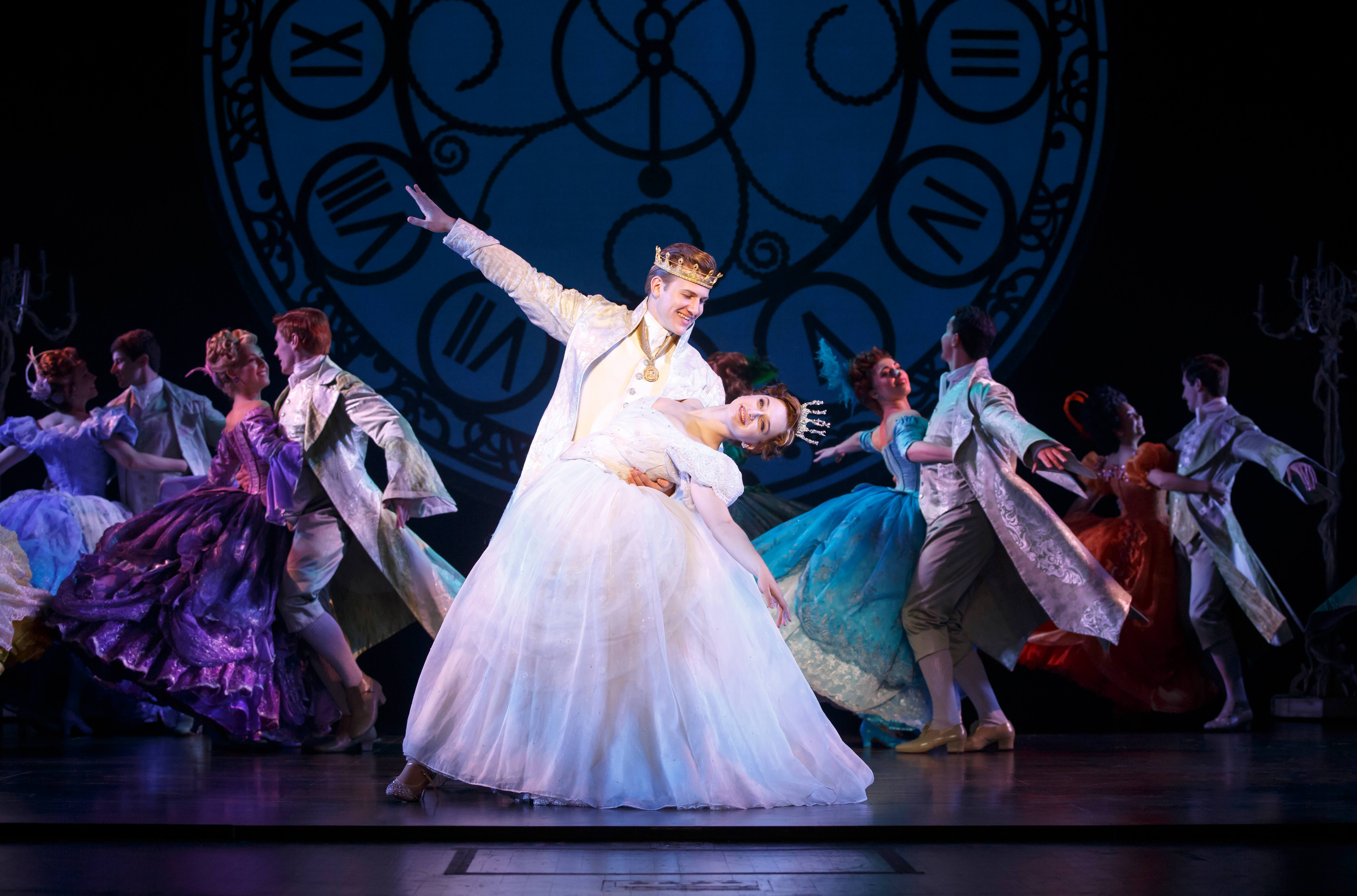 Cinderella, the Tony-award winning musical, is coming to Purdue's Elliott Hall of Music on Jan. 12.