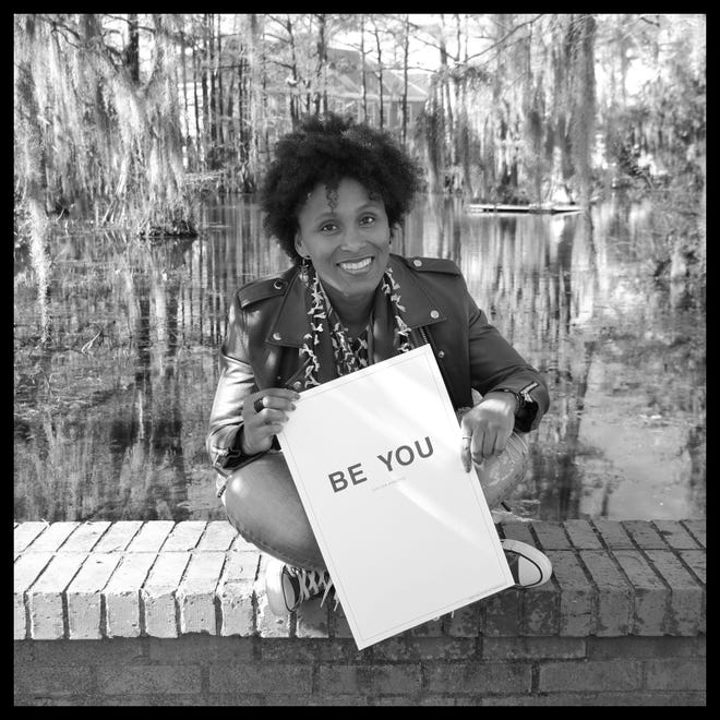 Fumy Rita is this week's Be You.