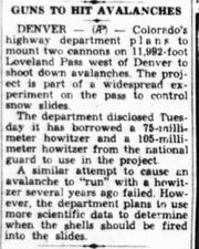 This article is from the Nov. 13, 1952 Lancaster Eagle-Gazette.