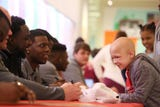 Liberty Bowl players meet St. Jude patients