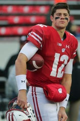 Wisconsin quarterback Alex Hornibrook  has left the football program and will transfer to a different school for his final season after he graduates in May.