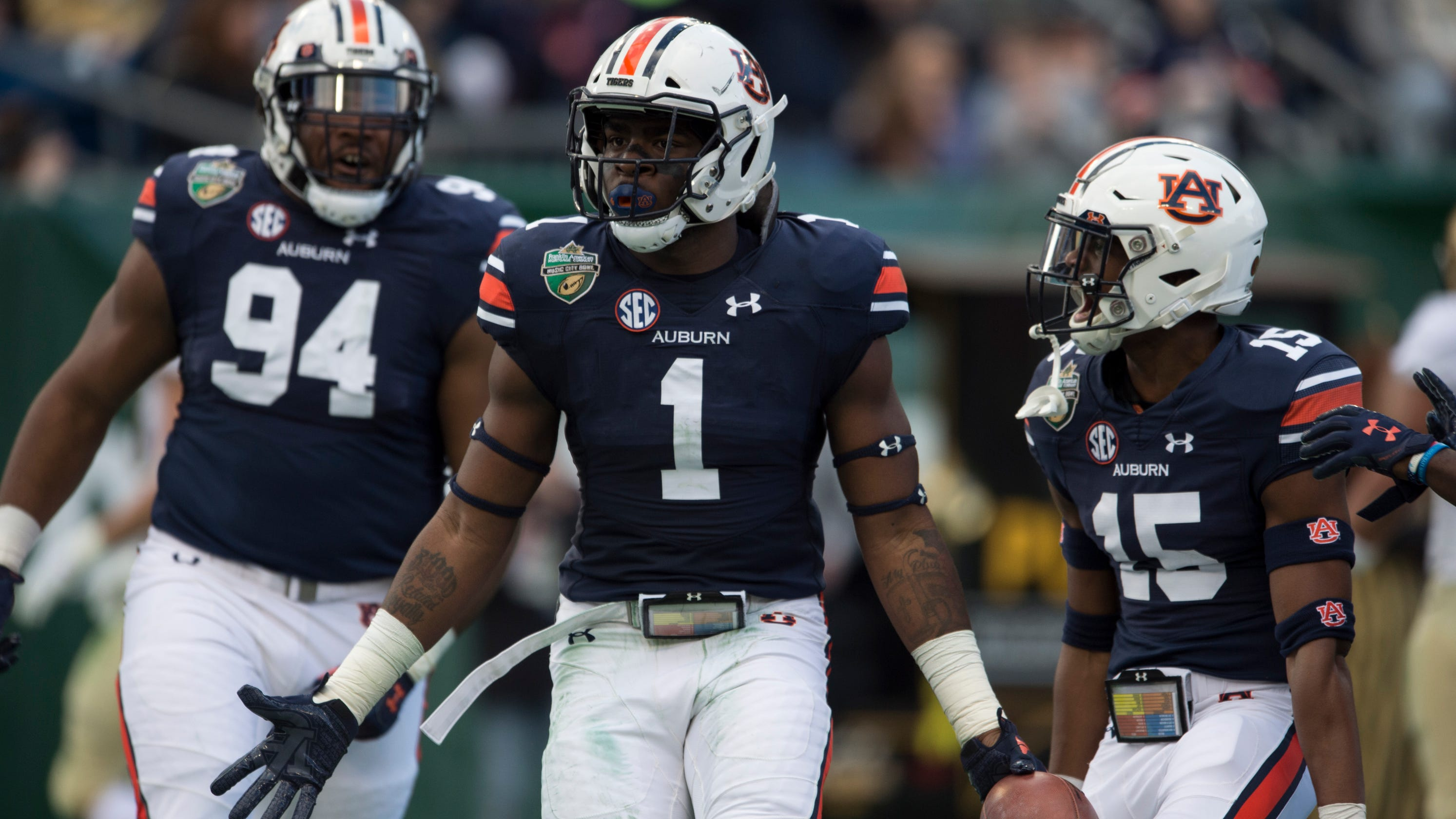 auburn defense that dominated purdue could lose half its starters