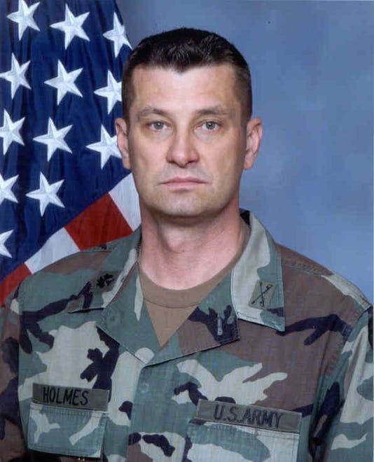 Lt Col Jeff Holmes