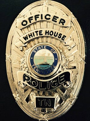 White House CPD badge
