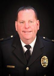 White House Police Chief Pat Brady