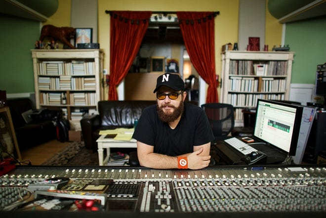 Nashville engineer, sound mixer and producer F. Reid Shippen. Submitted
