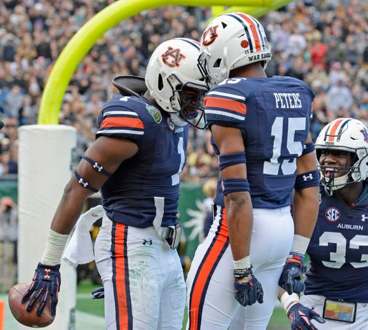 Music City Bowl How Auburn Tigers Crushed Purdue Boilermakers 63