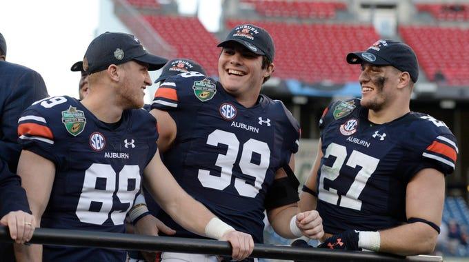 Auburn treating Music City Bowl vs. Purdue like 'one-game ...