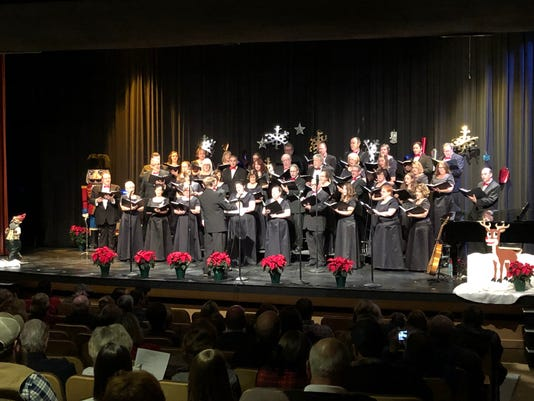 Comm Choir