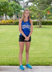 Grace O'Malley, Community School cross country