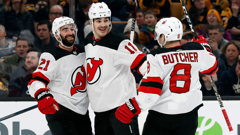 Brian Boyle trade  NJ Devils experience  unbelievable  f0e505ba2