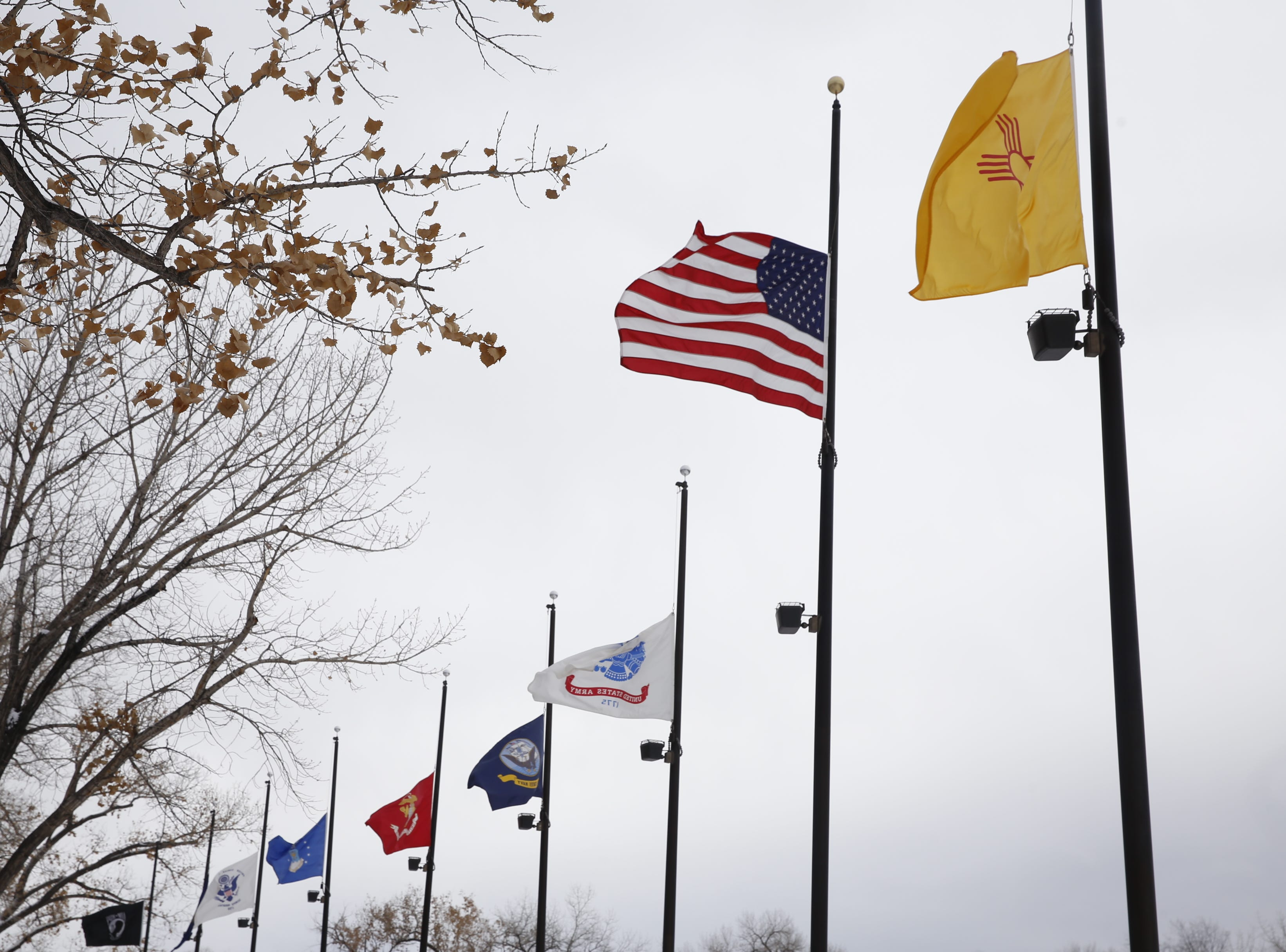 The wind chill remained low on Friday as a winter storm warning from the National Weather Service remain in effect for Farmington.