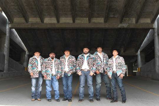 Intocable is a well known band set to perform in June in El Paso.