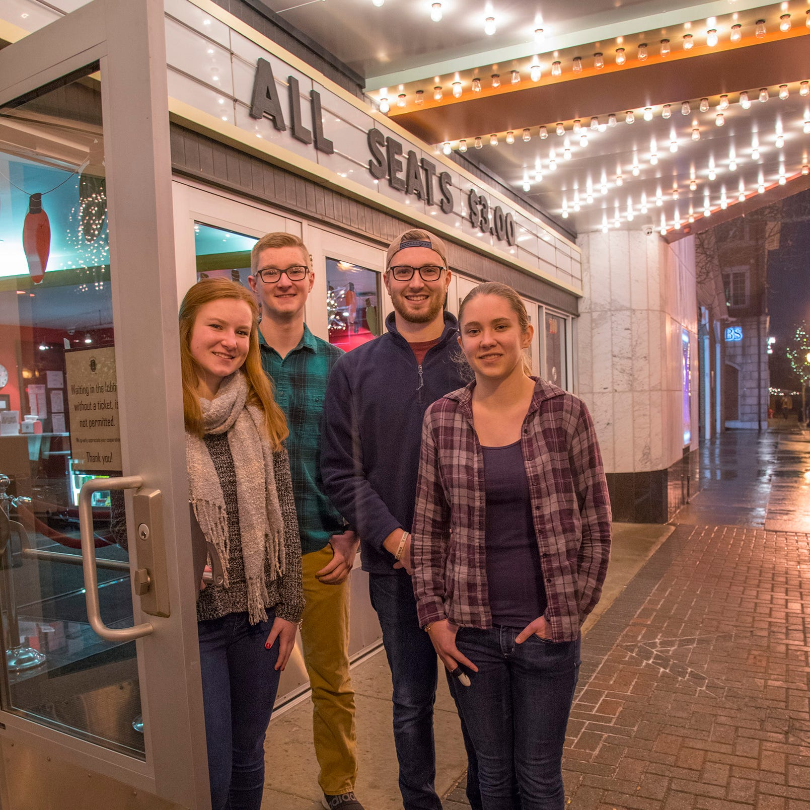 Family has unique connection with Plymouth's Penn Theatre