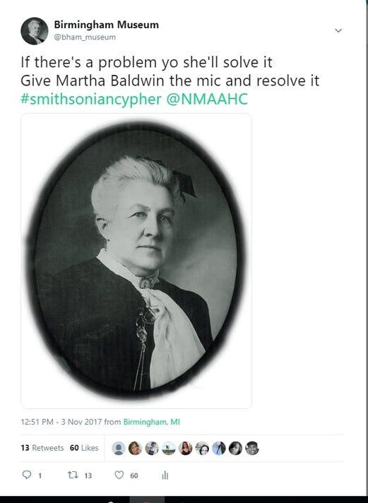 Martha Baldwin Ice Ice Baby