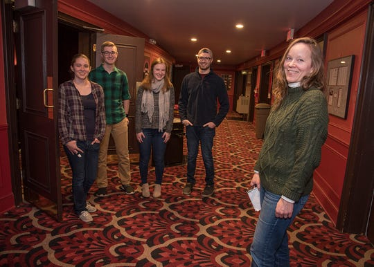 Penn Theater boss lady Ellen Elliott has great things to say about Melanie, Patrick, Catherine, and Nick Sandberg.