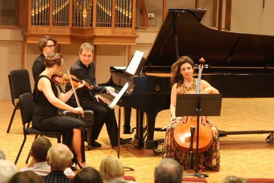 Green Lake Festival Of Music Chamber Concert