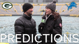Jim Owczarski and Olivia Reiner share their predictions for the Packers' final game of the season against the Detroit Lions.