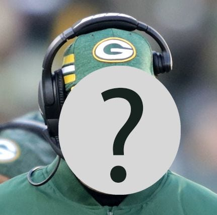 Packers head coach search