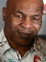 Former boxer Mike Tyson is behind the Kind Music Festival.