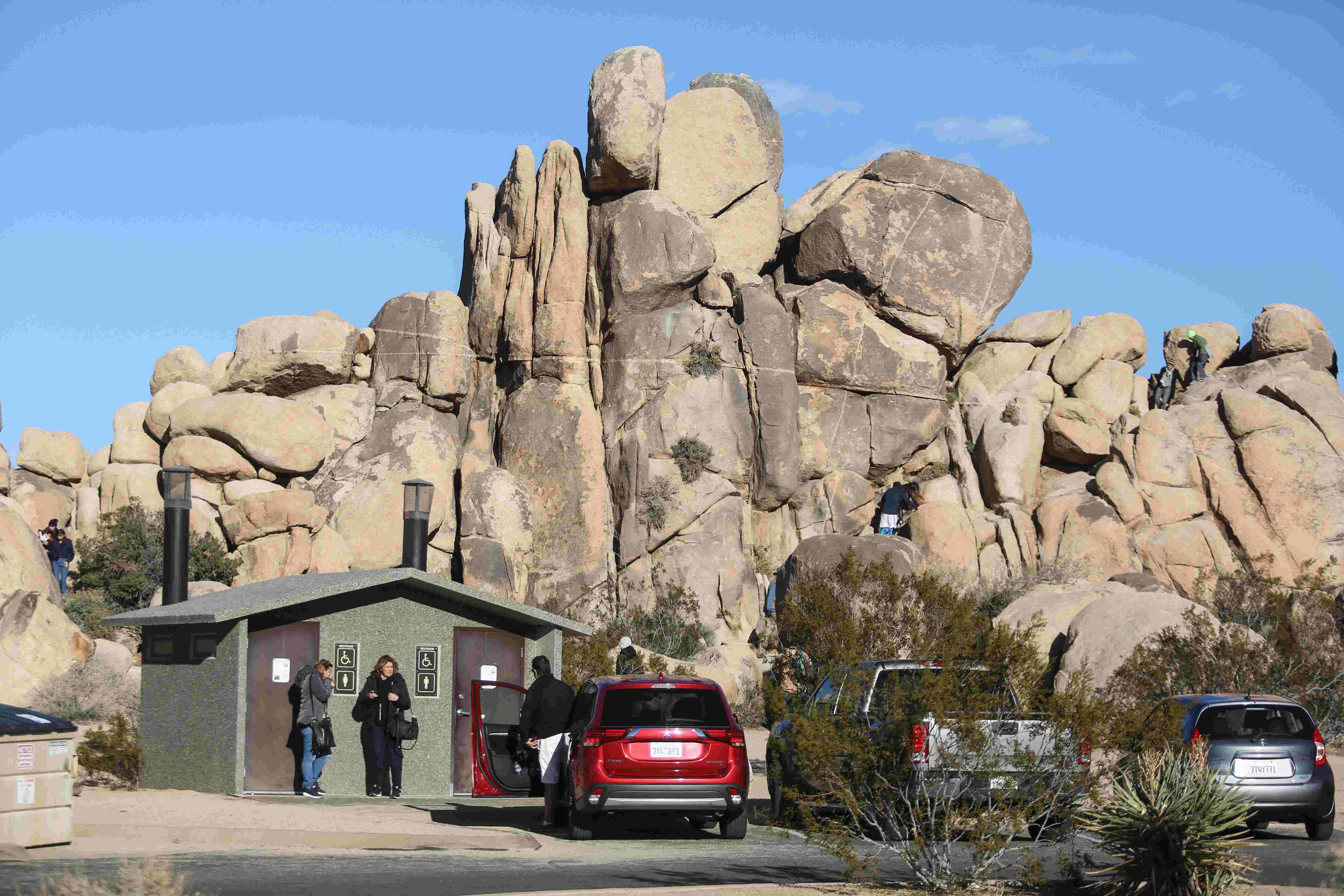 Joshua Tree National Park Will Close To All Visitors Amid Government