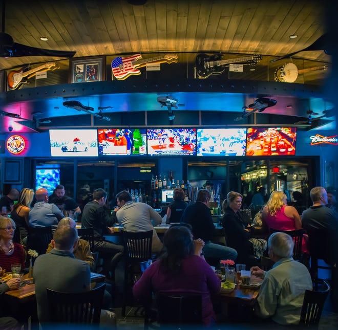 Big Rock Pub.