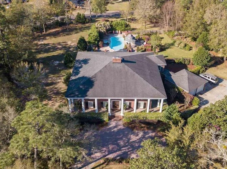 The most expensive home that sold in Pensacola in 2018 was this 7,685-square foot estate that sold for $1.725 million in September. This five bedroom, five bathroom home is located in the Gaberonne neighborhood on almost three acres. It was listed by Alexis Bolin with the Bolin Group with KellerWilliams Realty. 850-777-0275, alexis.bolingroup@gmail.com.