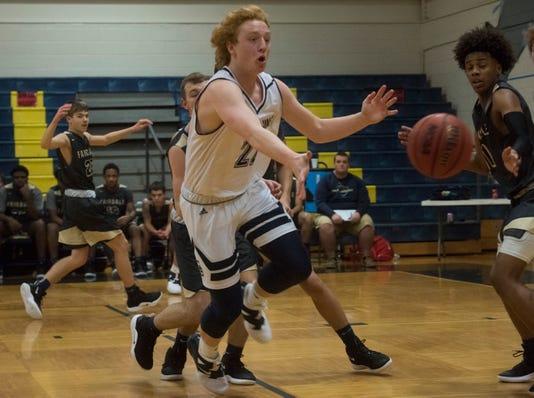 Gulf Breeze Vs Fairdale Basketball