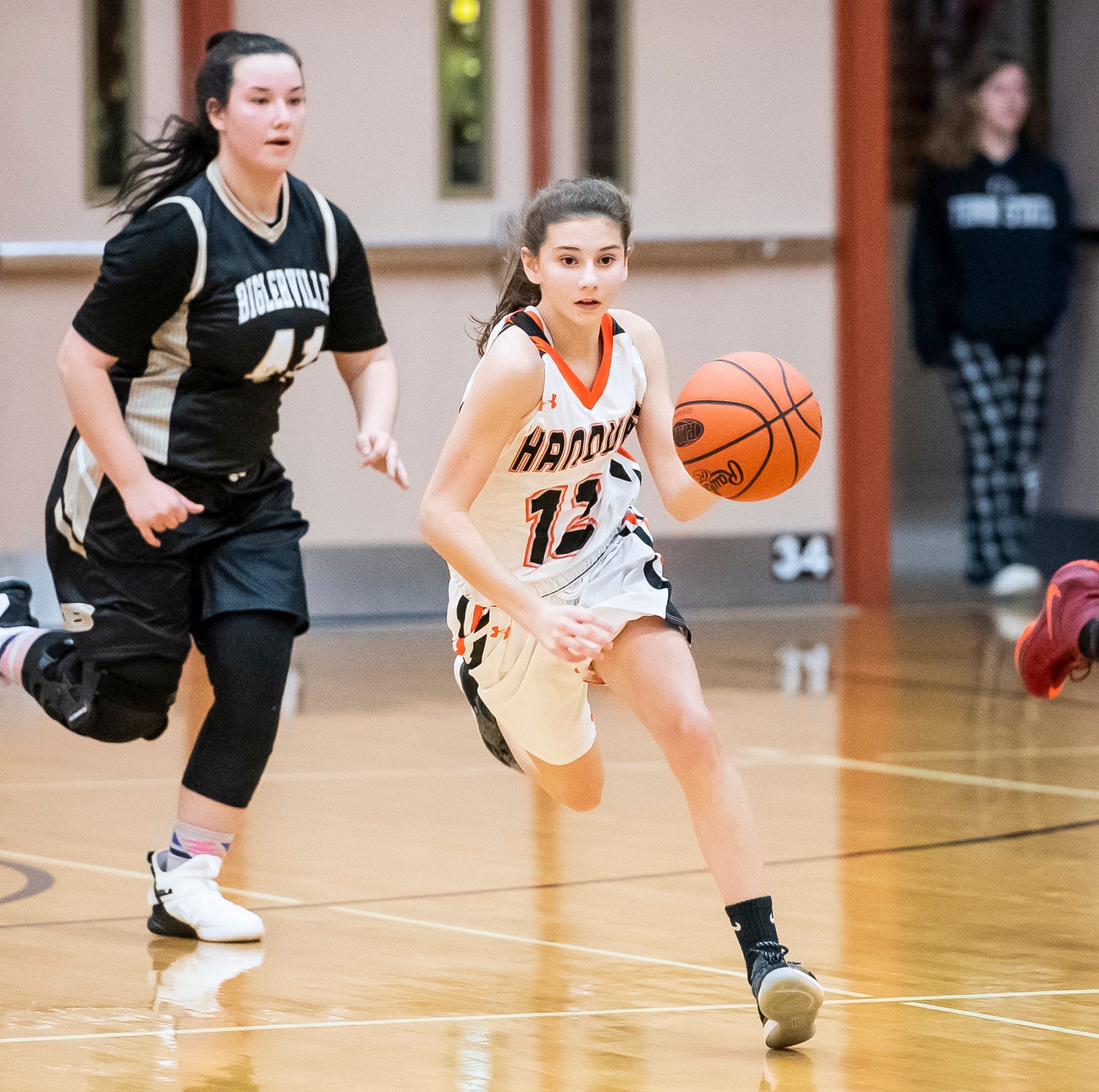 'Fearless' freshmen guard talent fueling YAIAA girls' basketball teams