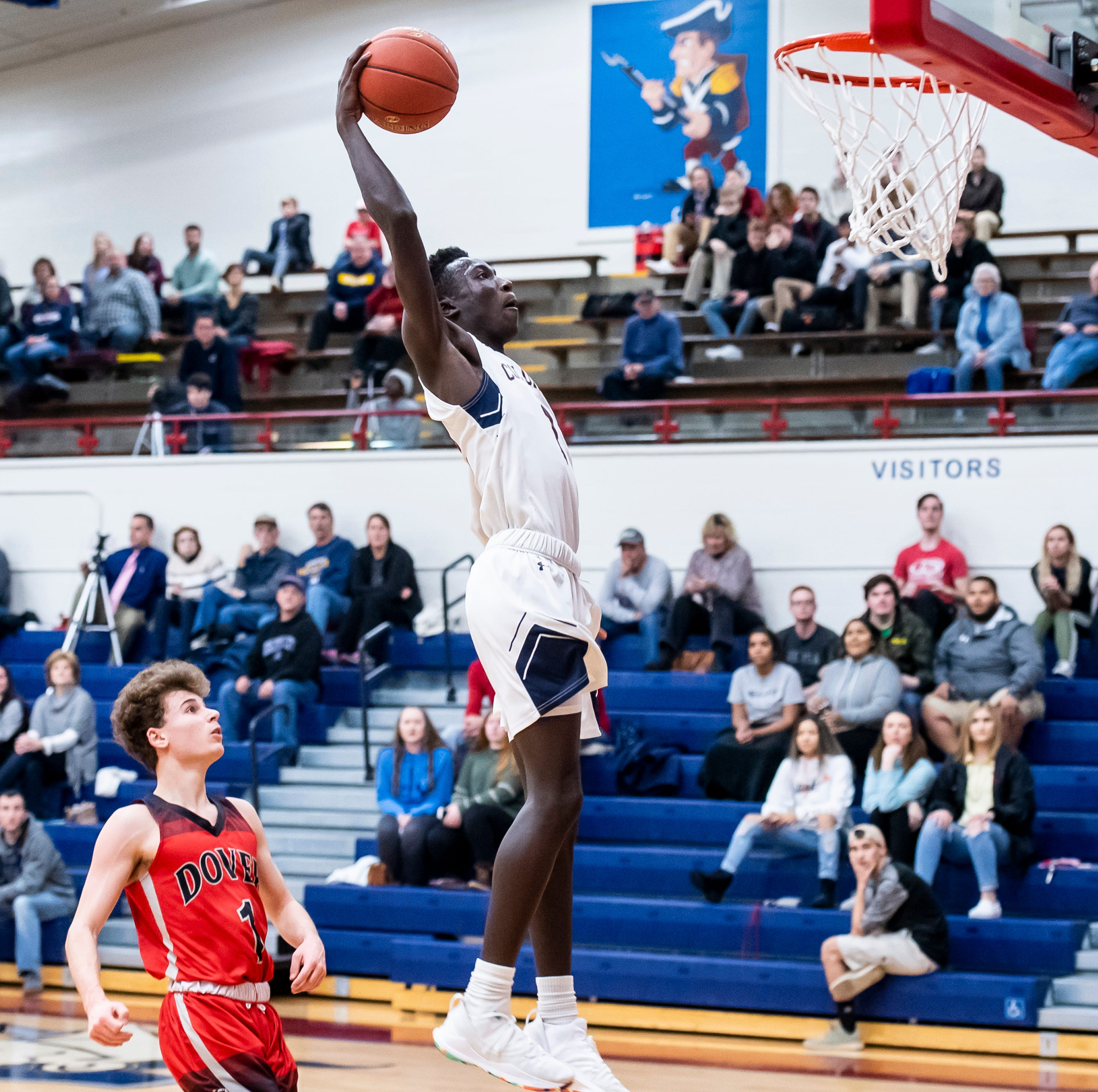 'How do you guard this guy?' New Oxford's Abdul Janneh flourishing at the right time