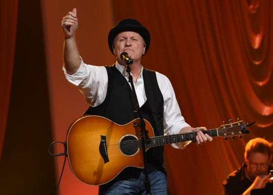 """""""I've always had a heart for country music,"""" Collin Raye says."""