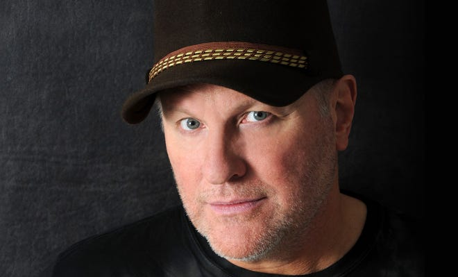 Collin Raye grew up listening to both country and pop music.