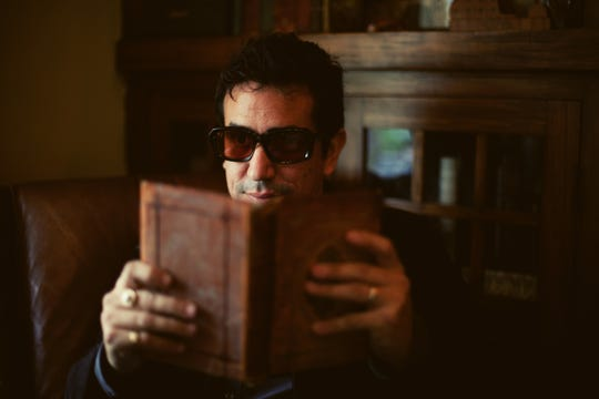 Courtesy photo A.J. Croce has recorded with many of pop music's best-known producers.
