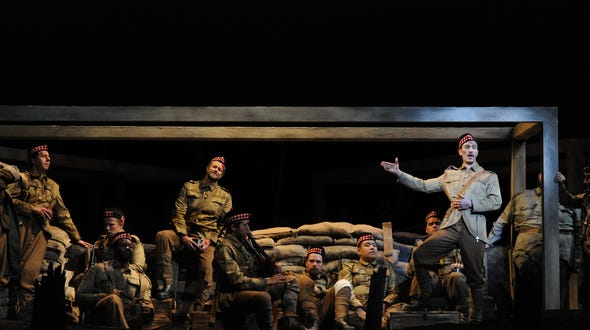 Silent Night, a bold new offering from the Arizona Opera, is simultaneously hopeful, tragic and profound.