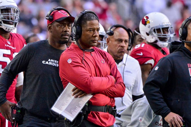 Cardinals head coach Steve Wilks might only get to coach in Arizona one season.