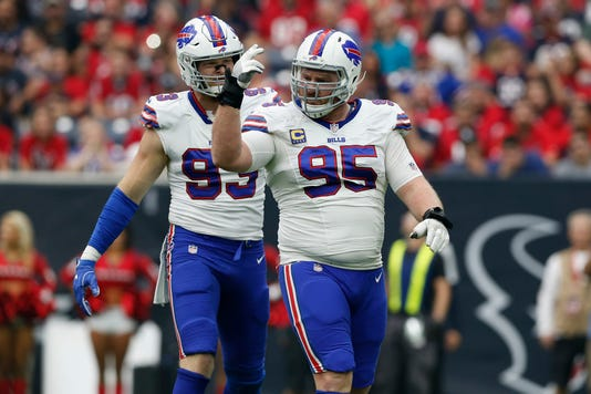 Buffalo Bills V Houston Texans